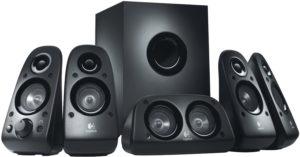 5.1 Lautsprechersystem